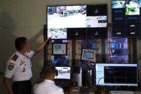 26 CCTV Pantau Liburan Natal dan Tahun Baru di Kudus