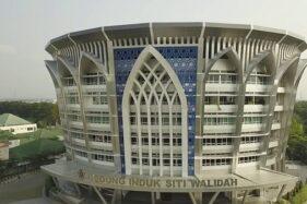 Gedung Induk Siti Walidah UMS Solo. (Youtube)