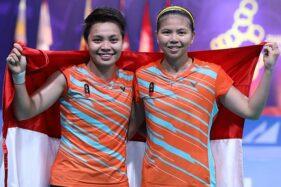 Selamat! Greysia/Apriyani Jadi Juara Yonex Thailand Open 2021