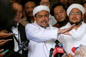 Pidato Habib Rizieq di Reuni 212: Kenapa Saya Diasingkan?