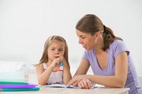 Setop Emosi Ketika Nilai Rapor Anak Kurang Memuaskan