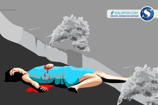 Ilustrasi korban pembunuhan. (Solopos.com-Whisnupaksa Kridhangkara)