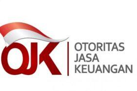 Ilustrasi logo OJK. (Istimewa)
