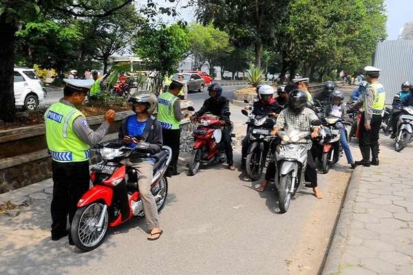 Mulai 20 Desember 2019, Motor Berknalpot Brong Dilarang Lintasi Jalanan Kota Madiun