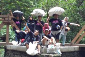 Bersih-Bersih Gunung Merbabu, Komunitas Pencinta Alam Temukan 3 Jebakan Satwa