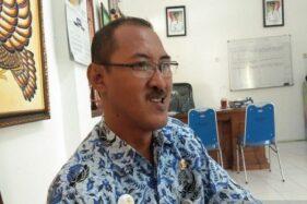 Kepala Dinas Pariwisata, Pemuda, dan Olahraga Kabupaten Batang Wahyu Budi Santosa. (Antara-Kutnadi)