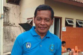 Manajer Klaten Galuh United, Suradi. (Solopos/Ivan Andimuhtarom)