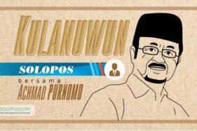 Pilkada Solo: Achmad Purnomo Bersabar di Jalan Banteng