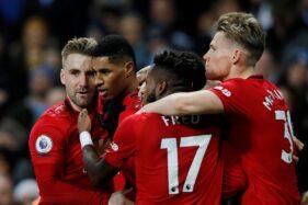 MU Tetap Lolos ke Final Liga Europa Meskipun Kalah dari Roma di Leg Kedua