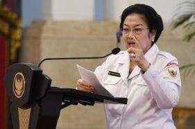 Megawati Soekarnoputri (Antara/Puspa Perwitasari)