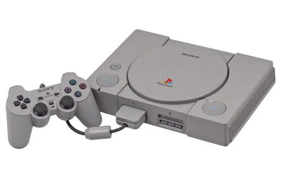 Playstation generasi pertama. (Wikimedia.org)