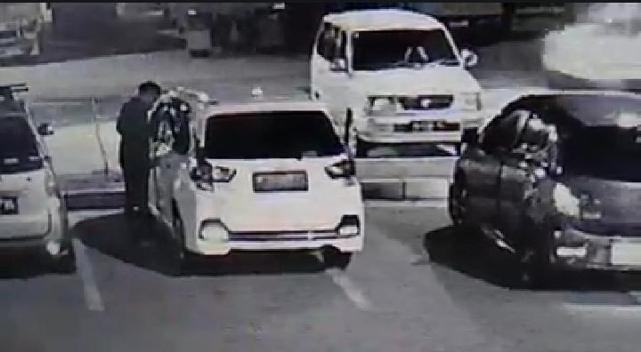 Polisi Sudah Kantongi identitas Pelaku Pencurian di Rest Area Tol Saradan