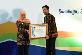 Berkat Blue Control Pemkab Madiun Terima Penghargaan dari Gubernur Jatim