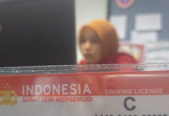 Ilustrasi surat izin mengemudi (SIM). (Solopos.com-Rohmah Ermawati)