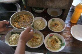 Mi Ayam Rp3.000 di Boyolali Laris Manis, Segini Omzetnya