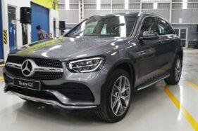Suv Mercedes Benz New GLC. (Detik.com)