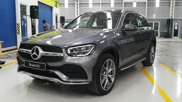 2 SUV Mercedes Benz Rakitan Bogor Diluncurkan, Ini Harganya!