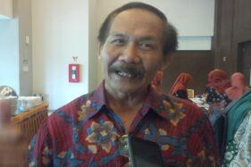 Kepala Balai Bahasa Jawa Tengah, Tirto Suwondo. (Semarangpos.com-Imam Yuda S.)