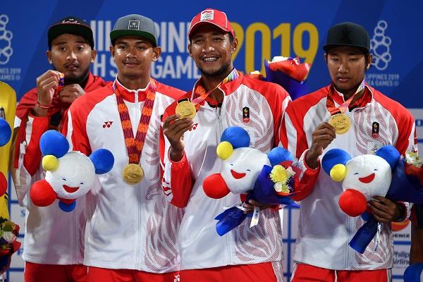 Perolehan Medali SEA Games 2019: Punya 39 Emas, Indonesia di Peringkat ke-2