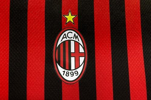 Logo AC Milan saat ini. (Acmilan.com)