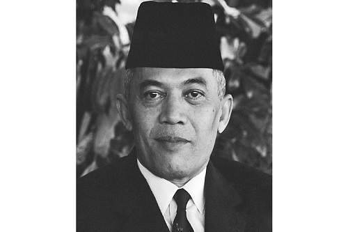 Abdul Haris Nasution. (Wikimedia.org)