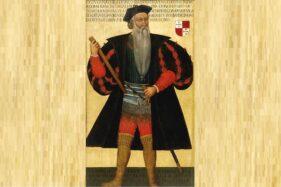 Afonso de Albuquerque, orang yang berhasil memimpin pasukan Portugal dalam menguasai Goa. (Wikimedia.org)