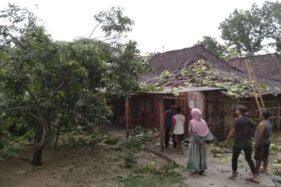 Puting Beliung Terjang 2 Kecamatan di Sragen, Ini Dampaknya