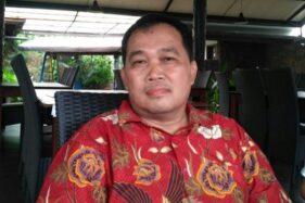 Koordinator Masyarakat Anti Korupsi Indonesia (MAKI) Bonyamin Saiman. (Antara-Ahmad Fikri)