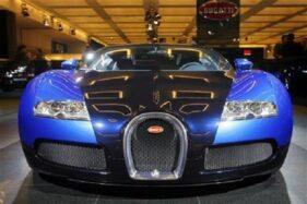 Bugatti Veryon. (Reuters)