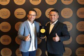 Penghargaan Gold Circle Awards dari Agoda untuk Best Western Premier. (Istimewa/Best Western Premier)