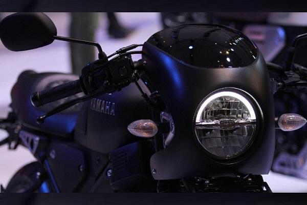 Cafe Racer Yamaha XSR 155. (Detik.com)