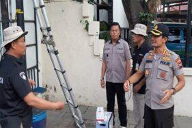 Jelang Tahun Baru, Polda Jateng Pasang 20 Kamera Pengawas di Kota Lama Semarang