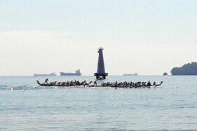 Lombakan Perahu Naga, Pertamina Jaring Bibit Atlet Dayung di Cilacap