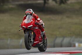 Ducati Panigale V4R. (Ducati.com)