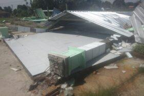 Habiskan Rp426 Juta, Gedung Serbaguna di Sawit Boyolali Hanya Bertahan 2 Tahun