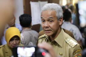 Limbah B3 Diduga Milik PT RUM Dibuang di Brebes, Begini Sikap Gubernur Ganjar...