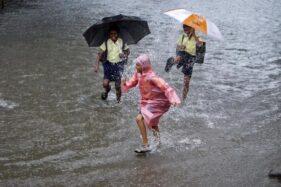 Daftar Wilayah di Soloraya Yang Diperkirakan Diguyur Hujan Lebat Hari Ini