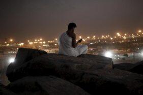 Ilustrasi berdoa. (Reuters)