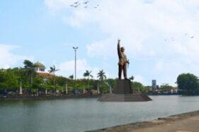 Patung Bung Karno di Semarang Tertinggi di Dunia