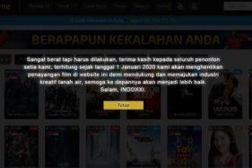 Indo XXI Tutup Duluan Sebelum Diblokir Kemenkominfo
