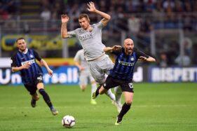 Inter Milan vs AS Roma (Reuters-Daniele Mascolo)