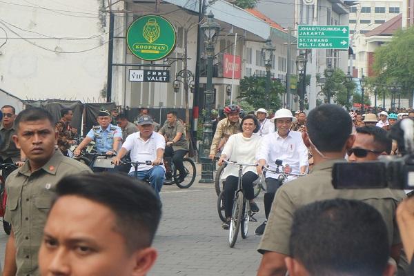 Jokowi Pengin Kota Lama Semarang Jadi Ikon Baru Jateng