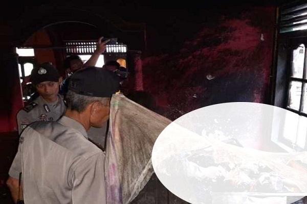 Tragis, Pengidap Stroke di Wonosobo Tewas Terbakar di Kasur