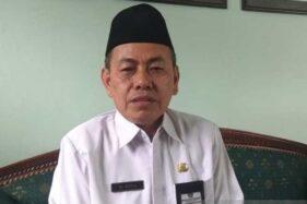 Kepala Kantor Kementerian Agama Kabupaten Magelang Mad Sabitul Wafa. (Antara-Heru Suyitno)