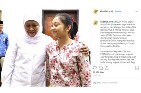 Kasus Isu Atlet Senam Tak Perawan Berakhir Damai, Shalfa Gabung Pelatda Lagi