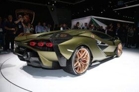 Lamborghini Sian. (Detik.com)