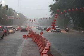 Waspada Curah Hujan Tinggi Januari-Maret 2020