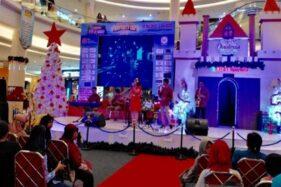 Pusat Perbelanjaan Purwokerto Diserbu Pengunjung di Hari Natal
