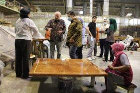 Mebel Jepara Bikin Menteri Ceko Jatuh Hati, Kerja Sama Akan Dijalin...