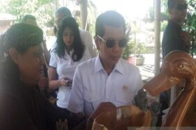 Menparekraf Whisnutama ke Omah Mbudur Magelang, Ini Tujuannya...